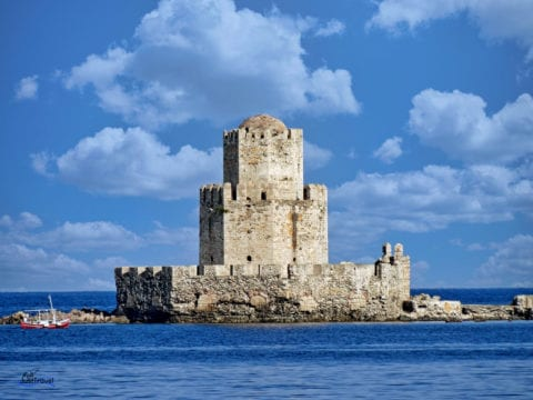 Bourtzi, Methoni
