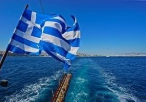 Sail away from Athens